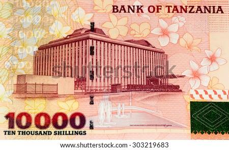 Free Photos 10000 Tanzanian Shillings Bank Note Tanzanian Shilling