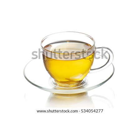 tea cup isolated on white #534054277
