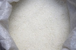 texture of granulated ammonium nitrate