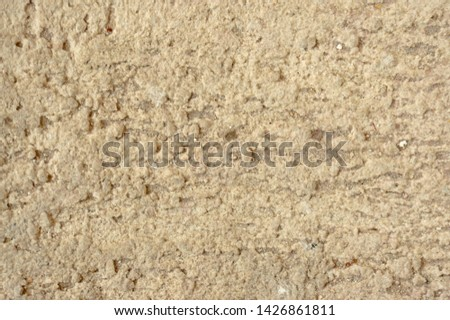 Texture of the wall with decorative plaster #1426861811