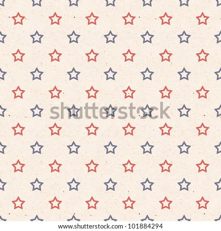 texture pattern with the colors of the American flag