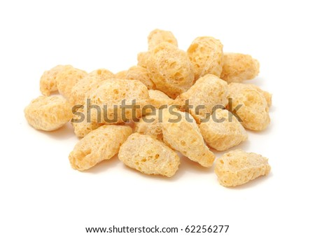 Textured Soy Protein (Soy Meat)