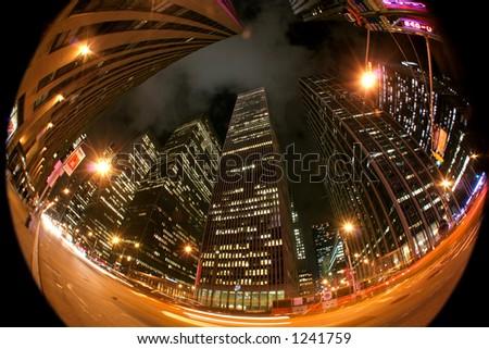 6th avenue - Mnahattan - New York