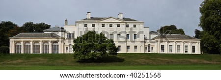 17th century Kenwood House in London