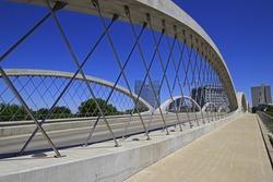 7th Street Bridge in Fort Worth, Texas