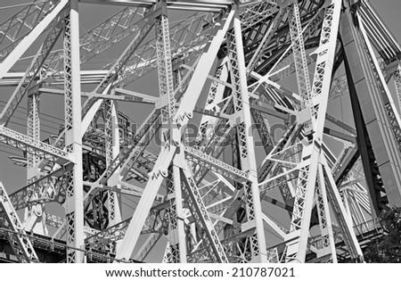 59th Street - Queensboro Bridge, New York City Stock fotó ©