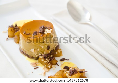 The Best fresh cake as nice food background