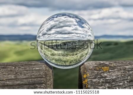 The crystal ball #1115025518