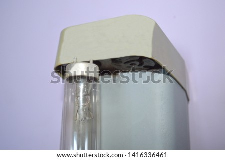 the fluorescent or germicidal ozone lamp #1416336461