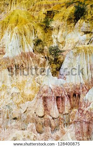 The Hell's Kitchen, Marafa Canyon. Malindi region, Kenya
