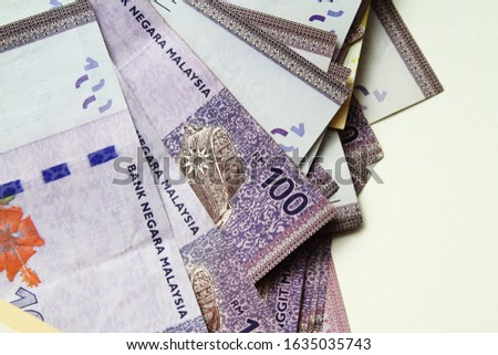 The Malaysian ringgit is the currency of Malaysia