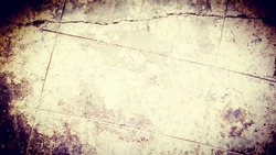 The pattern of white wall concrete texturefor background. Rust wall for background