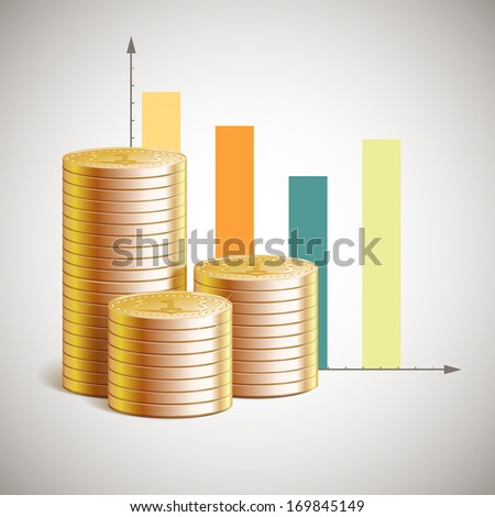 theme of business with cents