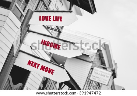 3 Things To Keep Private Sign With Love Life Income Next Move 391947472