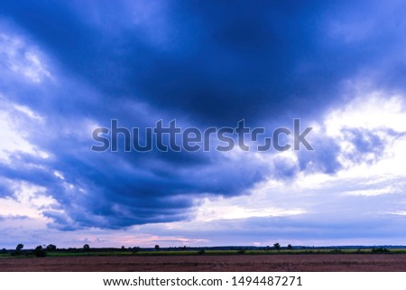 thunderstorms come to the far horizon horizon #1494487271