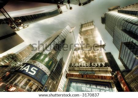 Times Square - Manhattan,New York City, United states of America