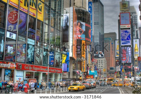 new york times square wallpaper. Marriott new york, small,
