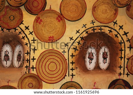 Traditional Arab designs and decorations #1161925696