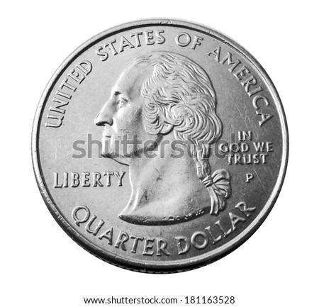 United States quarter dollar