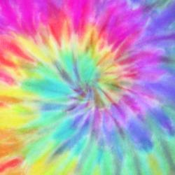 Vibrant Summer Tie Dye Design