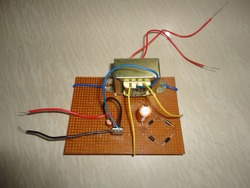 230 volt to 12 volt convert with this main circuit board
