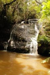 waterfalls of minas gerais serra da mantiqueira brazil