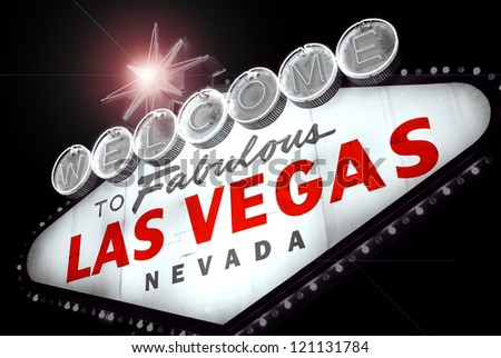 Welcome to Las Vegas, Fabulous. Nevada (USA)