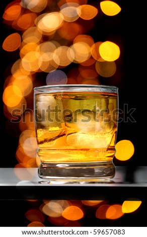 whisky - stock photo