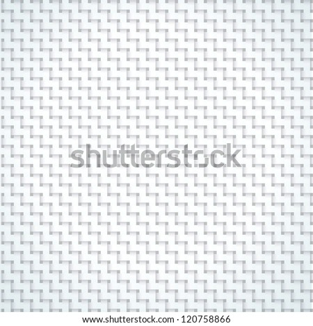 white geometric background