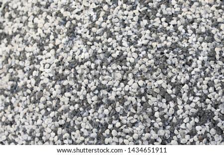 а white stones background texture