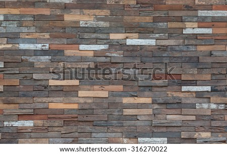 Wood material background for old Vintage wallpaper #316270022