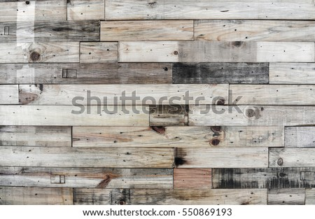 Wood Pallets Plank Texture Background 550869193