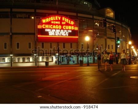 """""""Wrigley Field"""""""