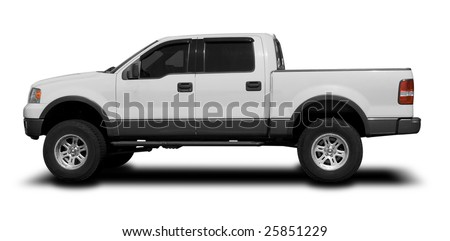4x4 Truck - stock photo