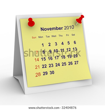 Months Of The Year Calendar