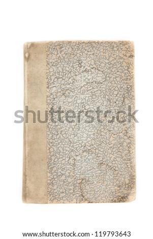 100 year old book. cloth bindings