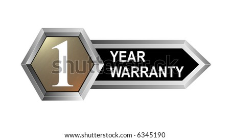 1 year warranty key