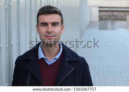 4b0e9ef7806f Portrait of handsome 30-year-old man Images and Stock Photos - Page ...