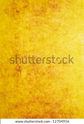 stock photo : yellow gold background texture