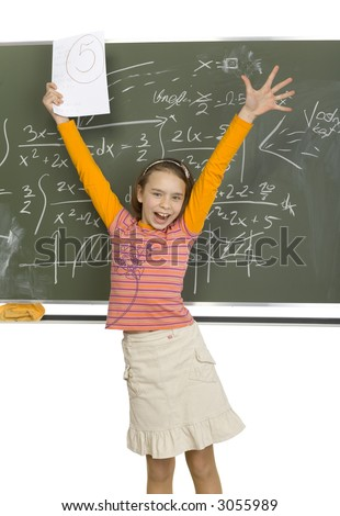 model 11yo http://www.shutterstock.com/pic-3055989/stock-photo--yo-girl-are-standing-with-hands-up-she-s-looking-at-camera-and-shouting-triumphantly-she-s.html