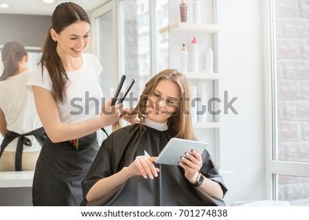 hairdresser images