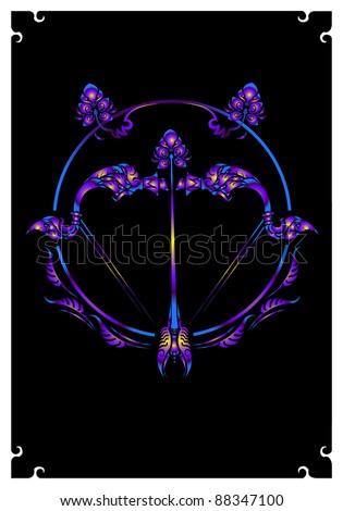 12 Zodiac - Sagittarius