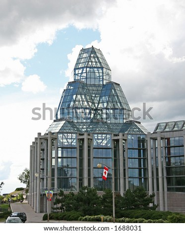 オタワの芸術� ��物館 - stock photo