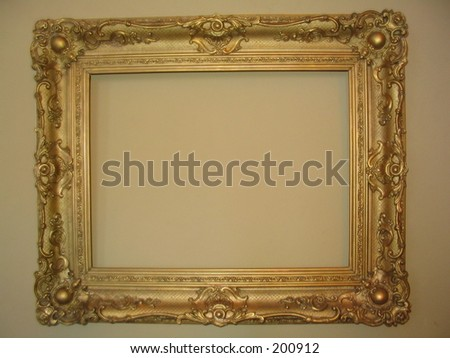 空框架 - stock photo