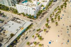 A1A Fort Lauderdale Beach Boulevard Florida