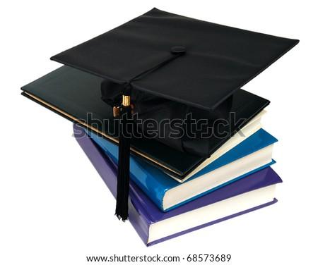 A Academic Graduation Symbol Stock Photo 68573689 ...