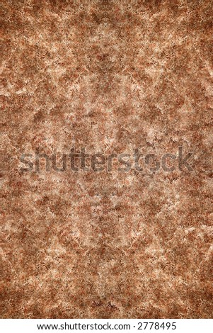 a background of brown nappy variegated carpet