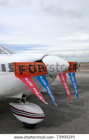 A bad economy forces the sale of this business airplane