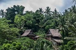 A Bali village