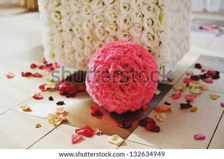 Wedding Stuff - Nuptial - Marriage - Decorated
